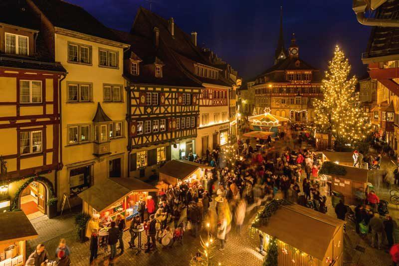 Stein am Rhein Christmas Market