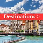 Switzerland destinations