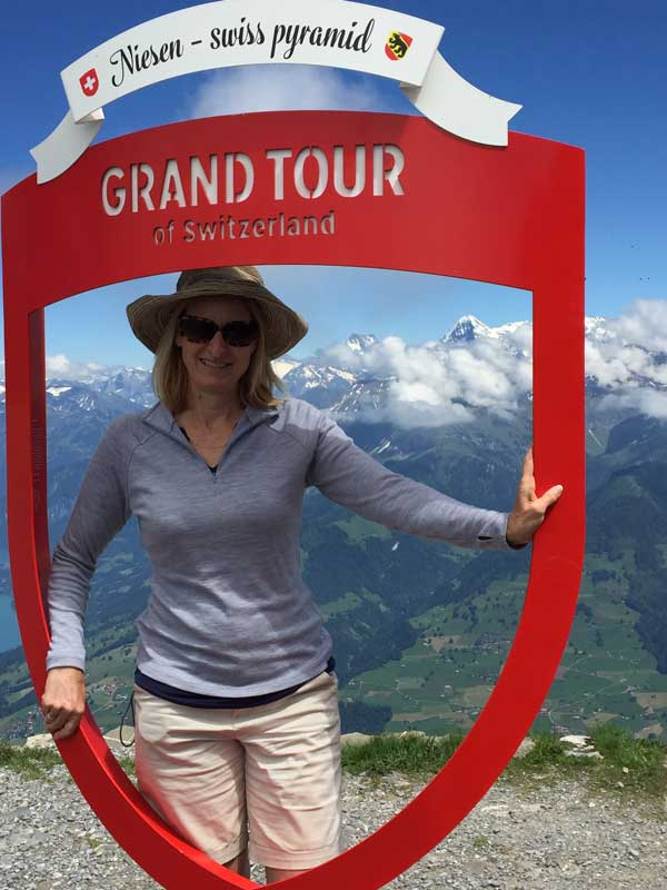 Carolyn of Holidays to Switzerland