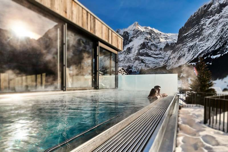 Thermal Spa in Grindelwald