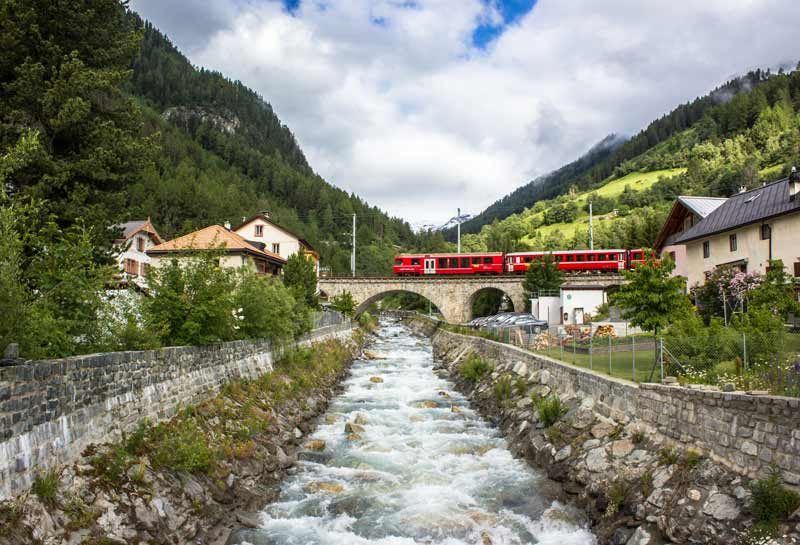 The Swiss Travel Pass is an All-in-One Transport Ticket for Switzerland