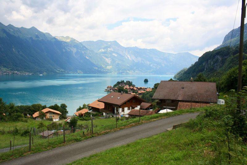 Lake Brienz, Switzerland