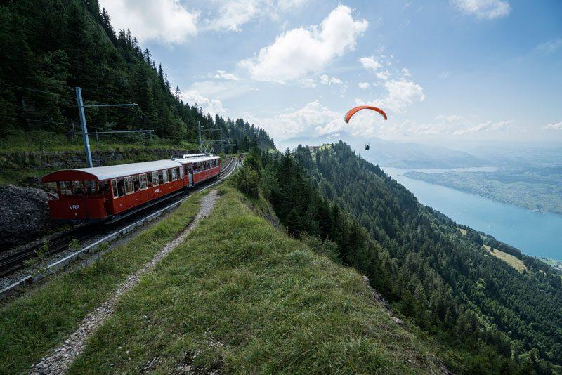 Mt Rigi excursion