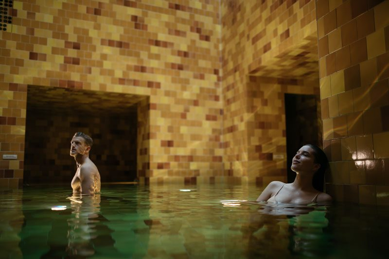 Mineralbad and Spa, Samedan