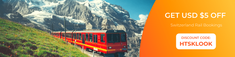 Save on Swiss Rail Passes