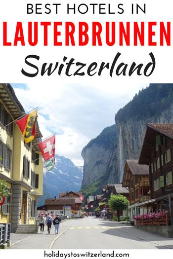 Best hotels in Lauterbrunnen, Switzerland