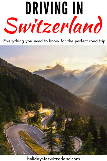 Driving in Switzerland