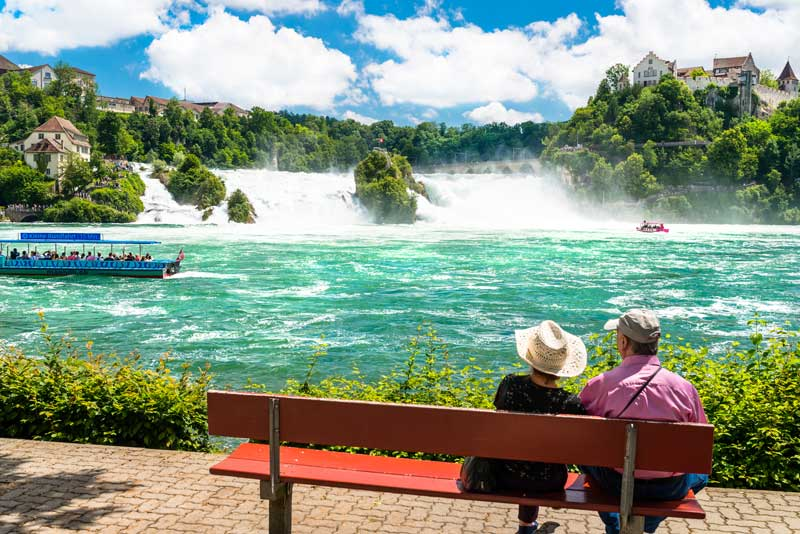 A Guide To Visiting The Rhine Falls Switzerland Holidays To Switzerland