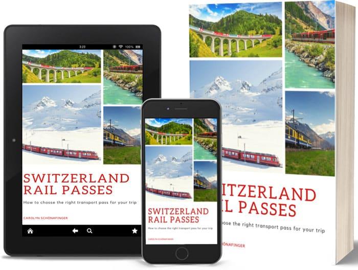 Switzerland Rail Passes ebook