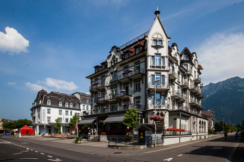 Carlton-Europe Vintage Adults Hotel Interlaken