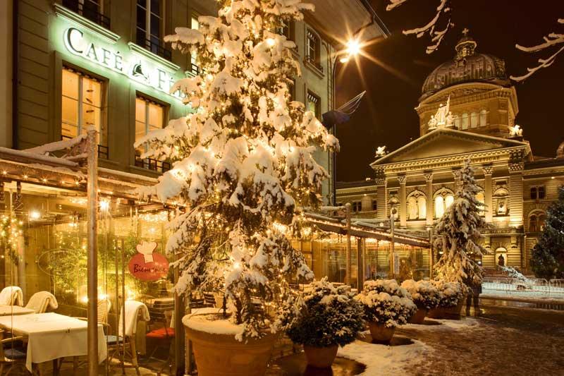 Bern Switzerland, Christmas
