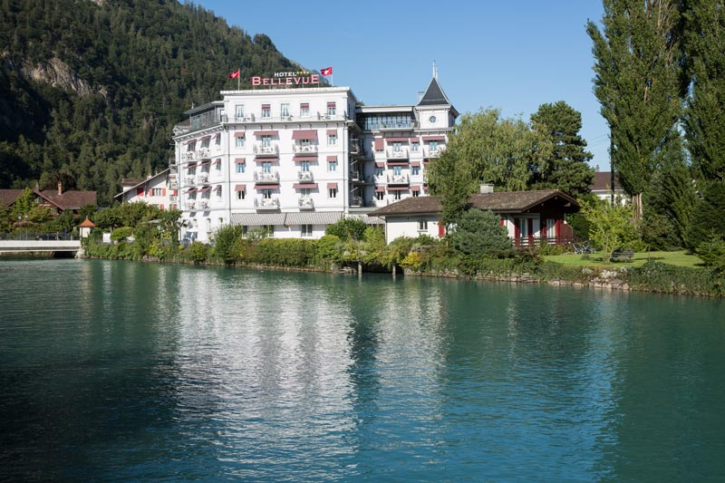 Boutique Hotel Bellevue Interlaken