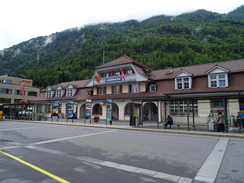 Interlaken Ost station