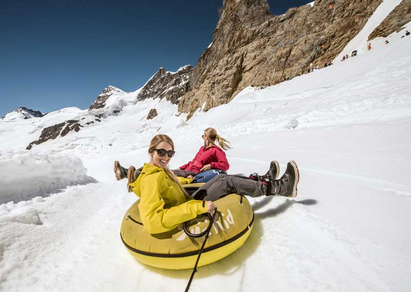 Snow Fun Park, Jungfrau - Top of Europe