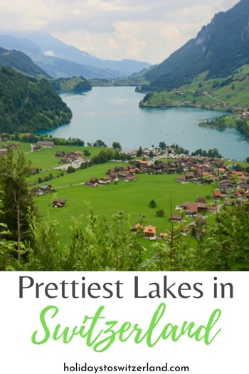 Prettiest lakes in Switzerland