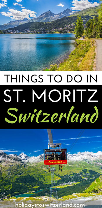 Things to do in Saint Moritz