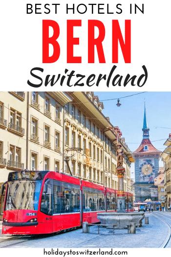 Best hotels in Bern