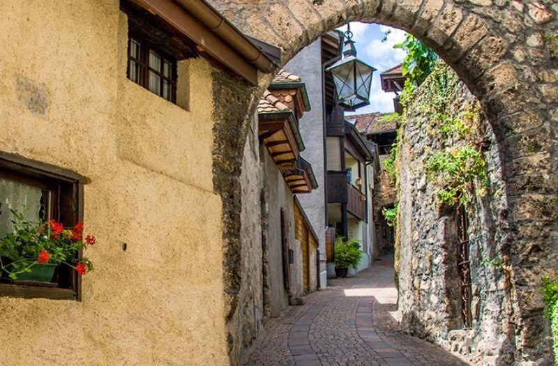 Saint Saphorin Vaud Switzerland