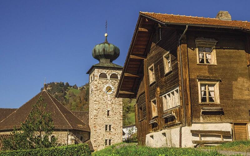 Triesenberg, Principality of Liechtenstein