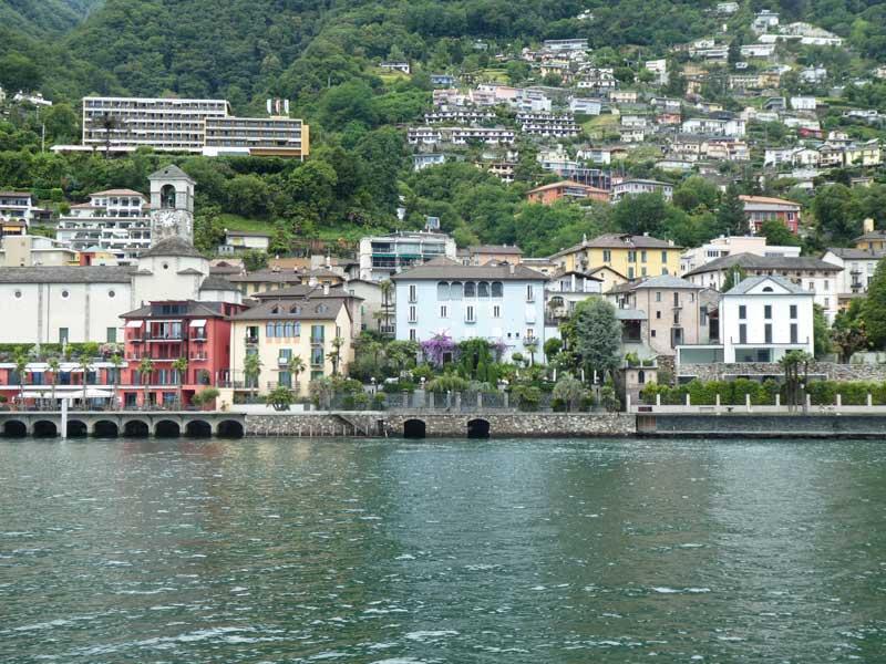 Brissago, Lake Maggiore, Switzerland