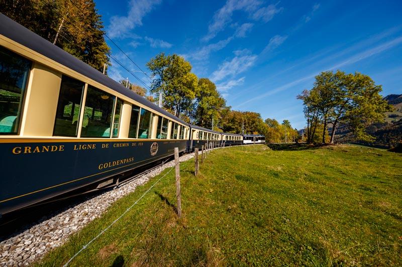 Chocolate Train, Switzerland