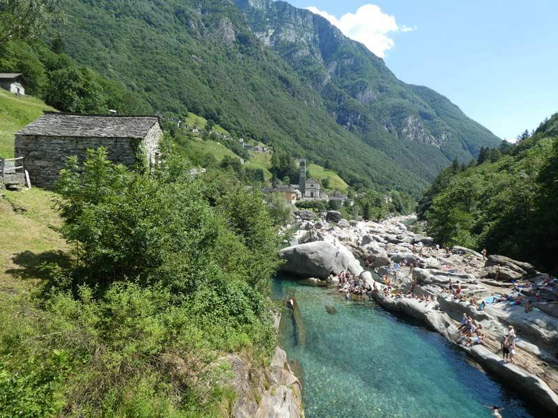 Lavertezzo, Switzerland