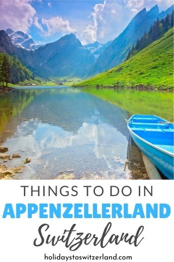 Things to do in Appenzellerland