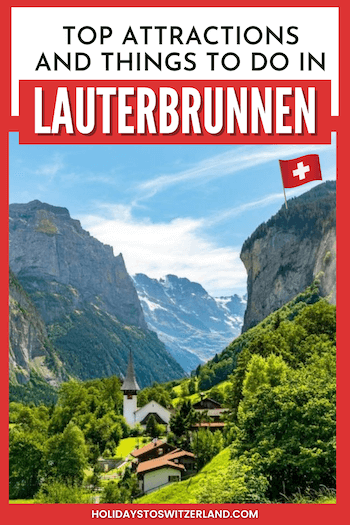 Top attractions and things to do in Lauterbrunnen