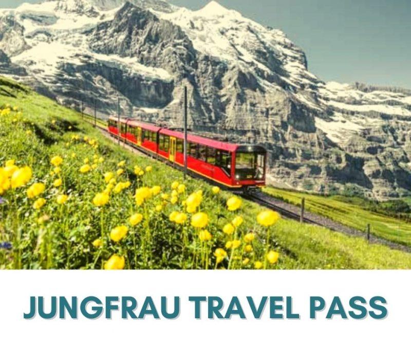 Buy Jungfrau Travel Pass