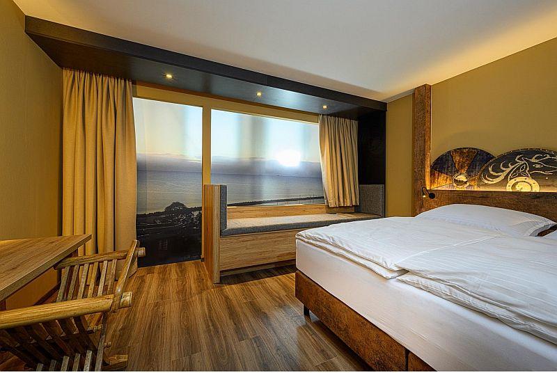 The Chocolatier Zermatt bedroom