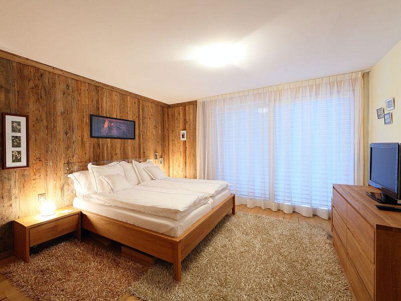 The Hills Are Alive Zermatt bedroom
