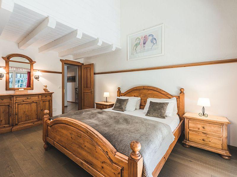 The Sound of Music Zermatt bedroom