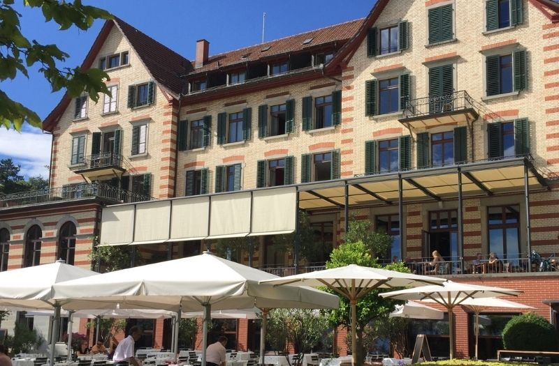 Hotel Zurichberg Sorell